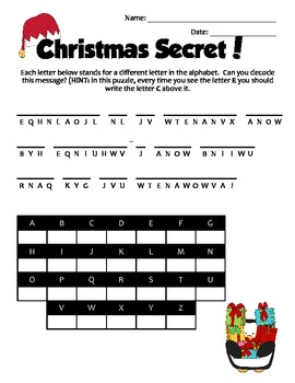 Lucrative image with regard to christmas brain teasers printable