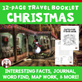 Christmas Holiday Travel Booklet