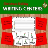 Christmas Holiday Writing Centers