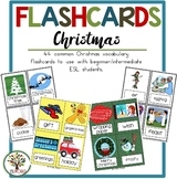 Flashcards Christmas and Holidays
