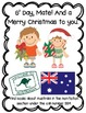 Christmas Holidays Around the World Library Signs