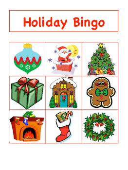 Christmas Holidays Fun Pack