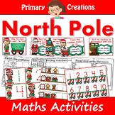 Christmas Preschool and PreK Maths Activities