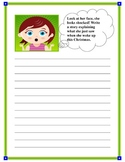 Christmas Homework Journal Pack