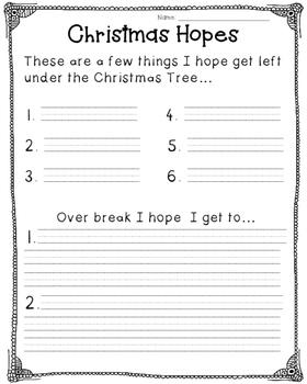 Christmas Hopes