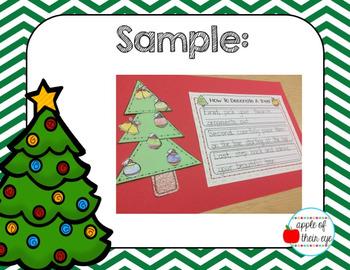 Christmas How-To Craftivity Bundle