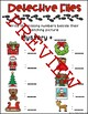 Christmas Hundreds Chart Puzzles