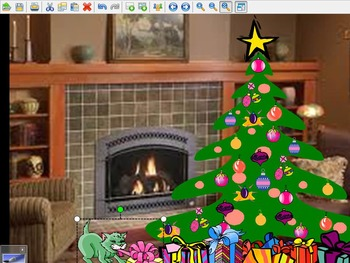 Mimio Christmas Hunt