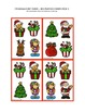 Christmas Hunt (Verbal Expression, Visual Discrim, Matching)