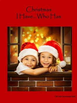 Christmas I Have...Who Has