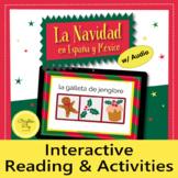 Christmas I La Navidad en España y México: interactive rea