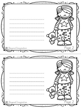 Christmas Printable Booklet | 48 Pages for Differentiated Learning + Bonus Pages