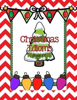 Christmas Idioms #nov2018slpmusthave