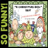 "Christmas Play Script Hilarious Comedy ""Christmas Idol"" 14"