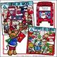Christmas Images Mega Bundle  - Chirp Graphics