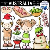 Christmas In Australia Clip Art