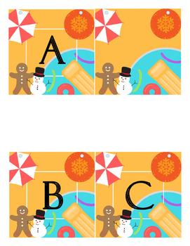Christmas In July DIY PDF