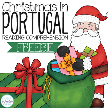 Christmas In Portugal Activity Pack