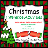 Christmas Inference Activities