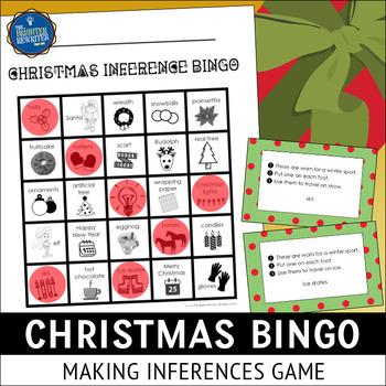 Christmas Inference Bingo