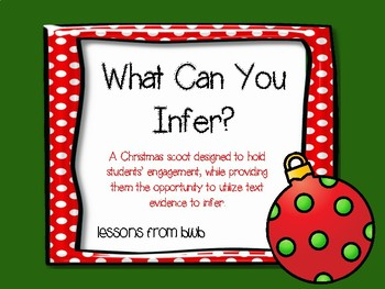Christmas Inference Scoot