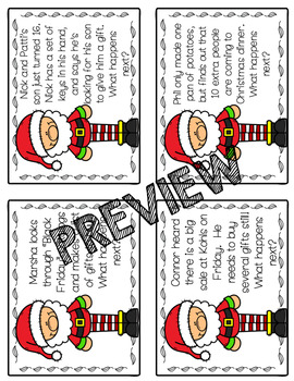 Christmas Inferences Pack