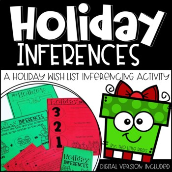 Christmas Holiday Activity: Inferencing