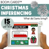 Christmas Inferencing Boom Cards™