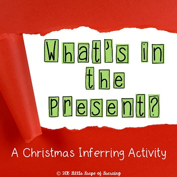 Christmas Inferring: What's in the present?