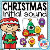 Christmas Initial Sound Match-Up