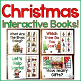 Christmas Interactive Books (Adapted Books For Special Education & Autism)