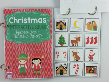 Christmas Interactive Books
