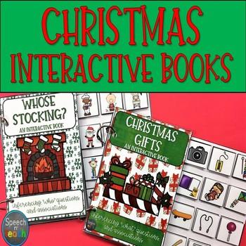 Christmas Interactive Books