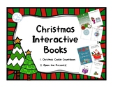 Christmas Interactive Books (Christmas Cookie Countdown &