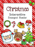 Christmas Interactive Emergent Reader