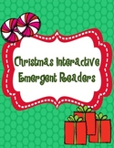 Christmas Interactive Emergent Readers