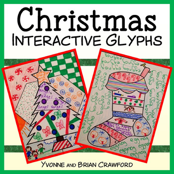 Christmas Interactive Glyphs