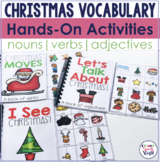 Christmas Interactive Vocabulary Activities