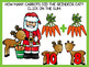 Christmas Interactive Math Game FREEBIE