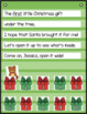 Christmas Math Interactive Pocket Chart