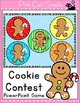 Christmas Activities Review Games - Gingerbread Man, Elf and Reindeer Games