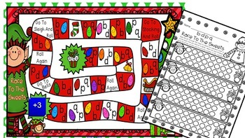 Christmas Smart Board Math & Literacy Activities With Recording Sheets