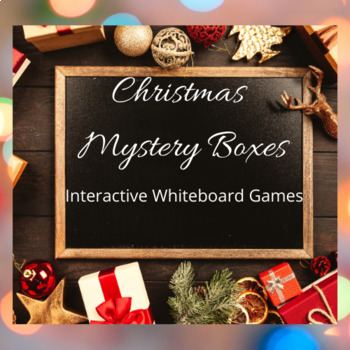 Christmas-Interactive-Whiteboard-Game
