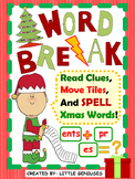 Christmas Interactive Word Game Fun!