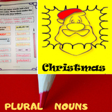 Christmas NO PREP Irregular Plural
