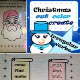 Christmas FREE Irregular Verbs