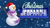 Christmas Jeopardy