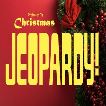 Christmas Jeopardy.Christmas Jeopardy