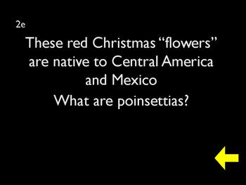 christmas jeopardy game - Christmas Jeopardy