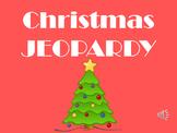 Christmas Jeopardy fun